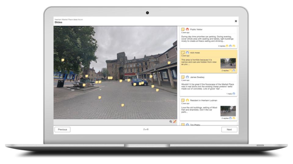 Hubspot Website Computer Screens