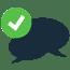 conversation tick symbol