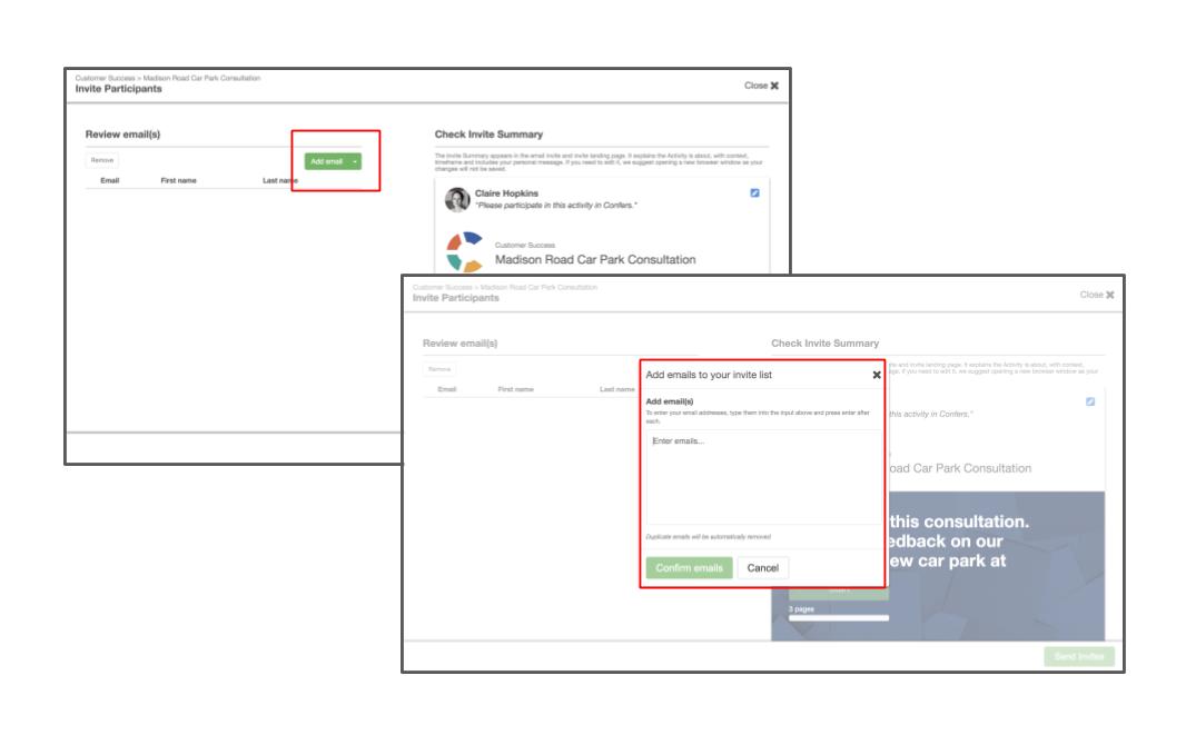 1.32 image: basic invite interface